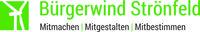 Logo Bürgerwind Strönfeld