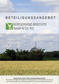 Download: Prospekt Bürgerwind Brechte